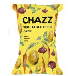 Daržovių traškučiai  CHAZZ...