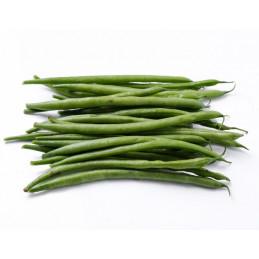 Šparaginės pupelės, žalios