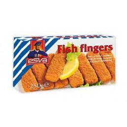 Žuvies piršteliai 250g ESVA