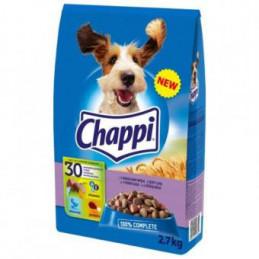 Ėd.šunims Chappi su trimis...