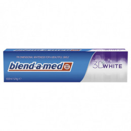Dantų pasta  Blendamed  3D...