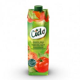 Sultys pomidorų  Cido  100% 1l