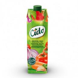Sultys daržovių  Cido  100% 1l