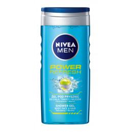 Dušo želė Nivea Power...