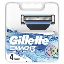 Skustuvo Gillette Mach3...