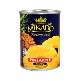 Kons.ananasų griežinėliai...