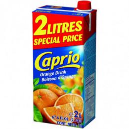 Gėrimas Caprio apelsinų 2l