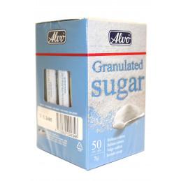 Cukrus pakeliais 50 vnt