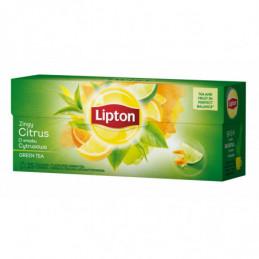 Arbata Lipton žalia Citrus...