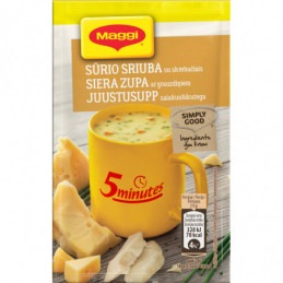 Sriuba MAGGI tirpi sūrio su...