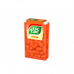 Saldainiai TIC TAC apelsinų...