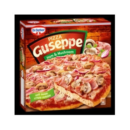 Šaldyta pica  Guseppe  su...