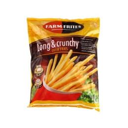 Šald.bulvės FARM Frittes...