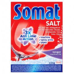 Indaplovių druska Somat 1500g