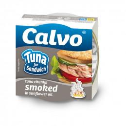 Tuno gab. dūmo skonio Calvo...