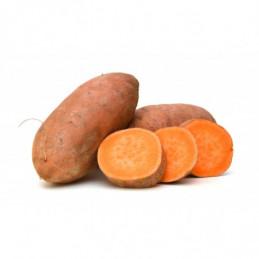 Saldžios bulvės