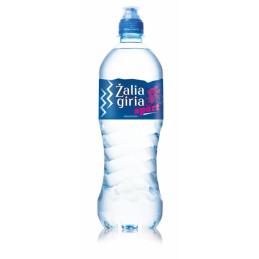 Negazuotas vanduo ŽALIA...