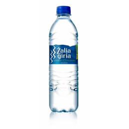 Negazuotas šaltinio vanduo...