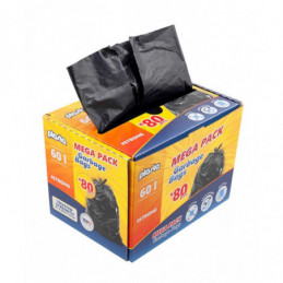 Šiukšlių maišai Mega Pack...