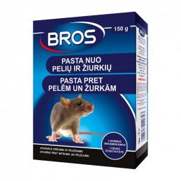 Pasta nuo pelių ir žiurkių...
